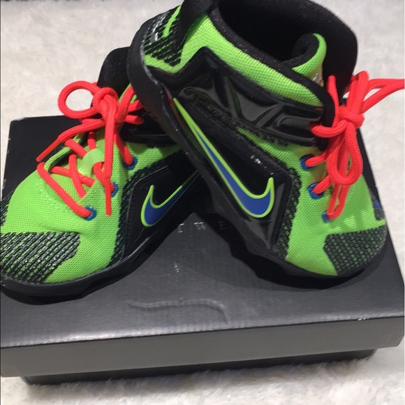 rich and magnificent shop for the best NIKE Lebron James 12 gs kids shoes